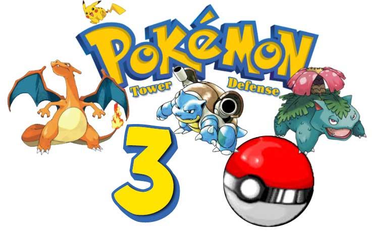 Pokemon Tower Defense 3