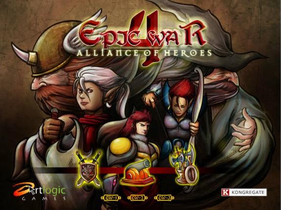 Epic War Alliance of Heroes